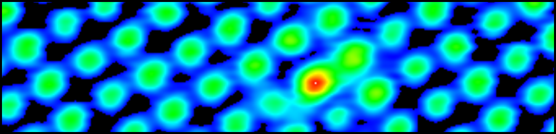 Atomic-scale defects on the Si(001):H surface