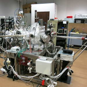 The UHV system with RT AFM/STM from Omicron NanoTechnology GmbH